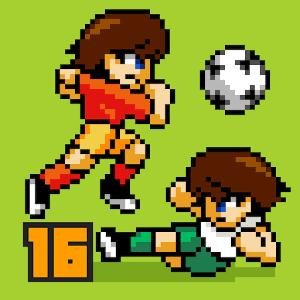 Pixel Cup Soccer 2016 v1.0.3 Apk Terbaru