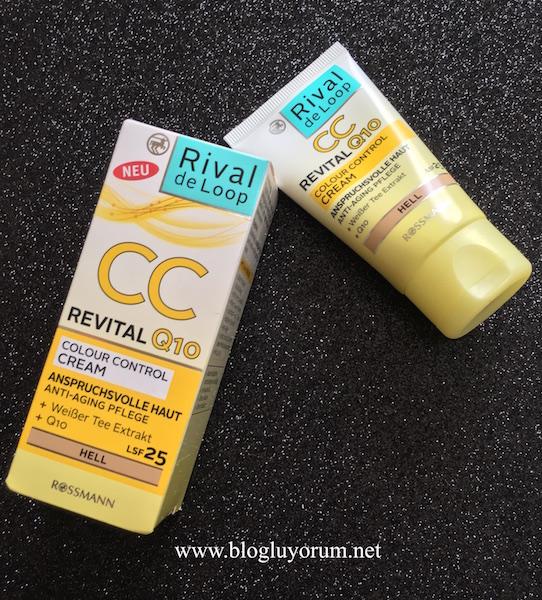 rival de loop cc revital q10 cream hell