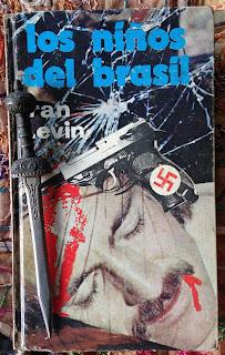 Portada del libro Los niños del Brasil, de Ira Levin