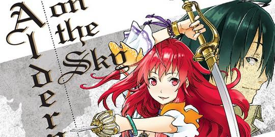 Actu Manga, Alderamin on the sky, Manga, Ototo, Seinen,