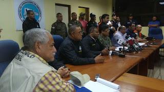 COE mantiene 11 provincias en alerta; reporta más de cinco mil desplazados