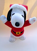 Snoopy Singing and Dancing
