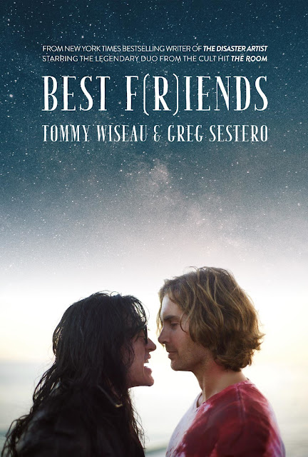 """Best F(r)iends"" - starring cult-movie heroes Tommy Wiseau and Greg Sestero (""The Room"")"