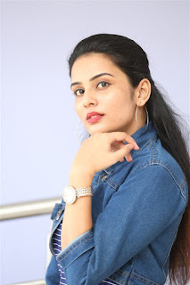 Shree Gopika at 90ml Movie Audio Launch Function
