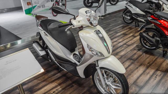 Đánh giá xe Piaggio Medley ABS 2017 - Piaggio chính hãng giá tốt nhất - Hỗ trợ mua trả góp xe máy