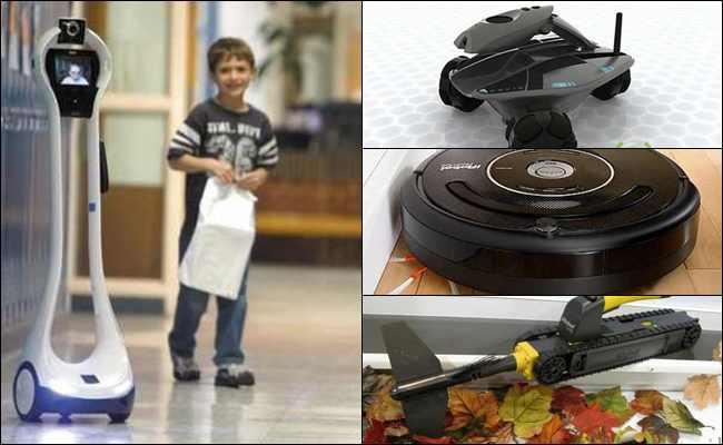 10 Robot Canggih untuk Ibu Rumah Tangga