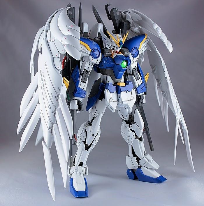 GUNDAM GUY: MG 1/100 Wing Zero Custom