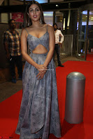 Rhea Chakraborty in a Sleeveless Deep neck Choli Dress Stunning Beauty at 64th Jio Filmfare Awards South ~  Exclusive 087.JPG