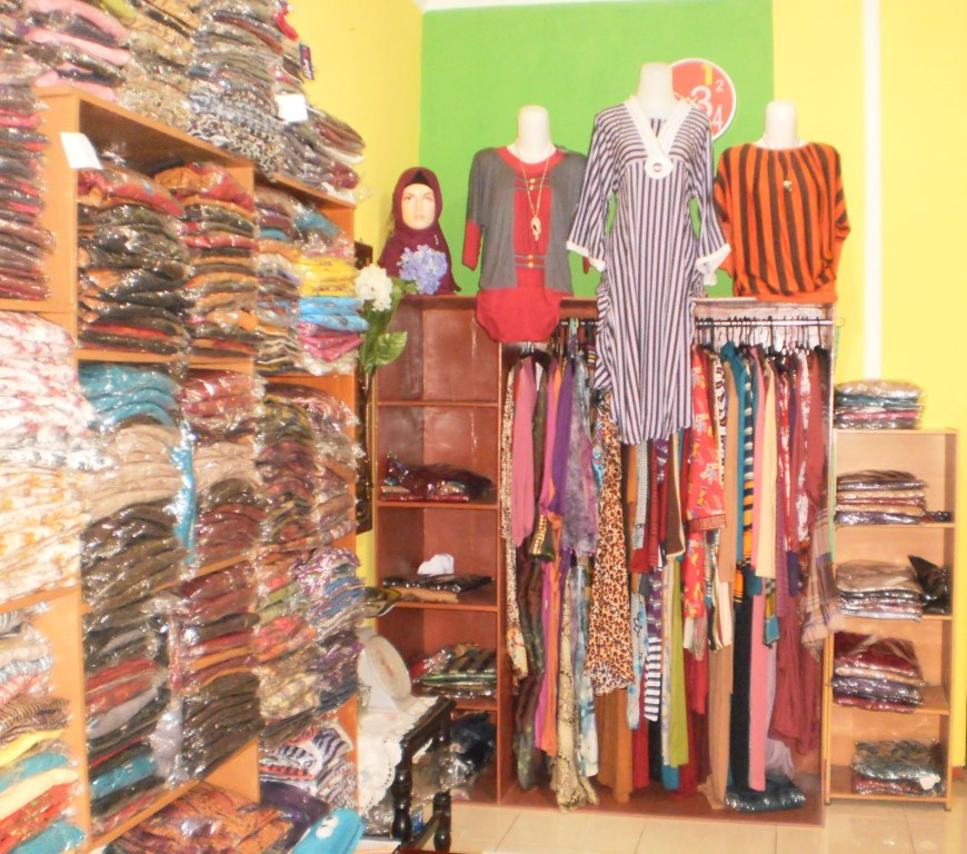 Belanja Baju Murah Di Pgs Pusat Grosir Surabaya Lokasi Alamat Peta