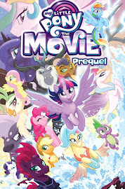 MLP MLP: The Movie Prequel Paperback Comics