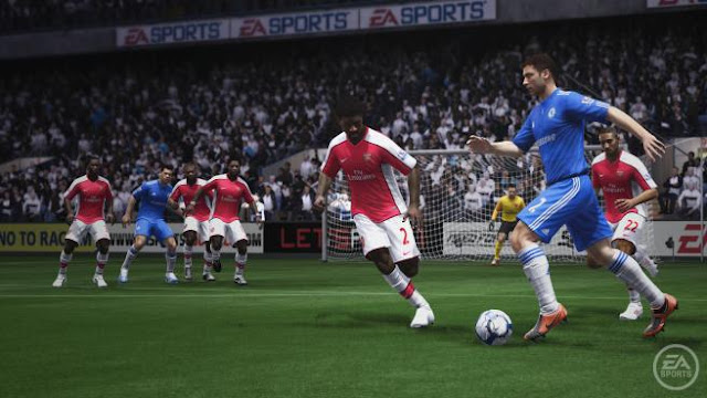 Free Download FIFA 11 For PC