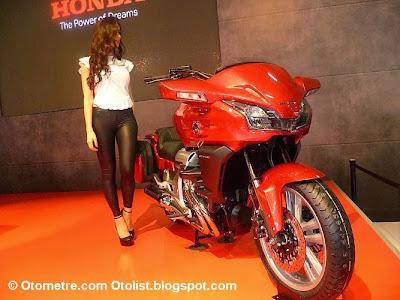 En yeni Honda