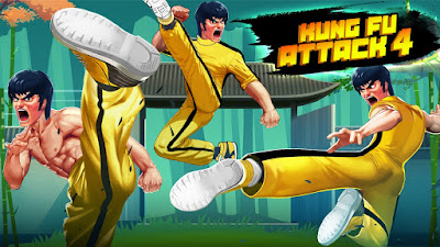 Kung Fu Attack 4 APK For Android