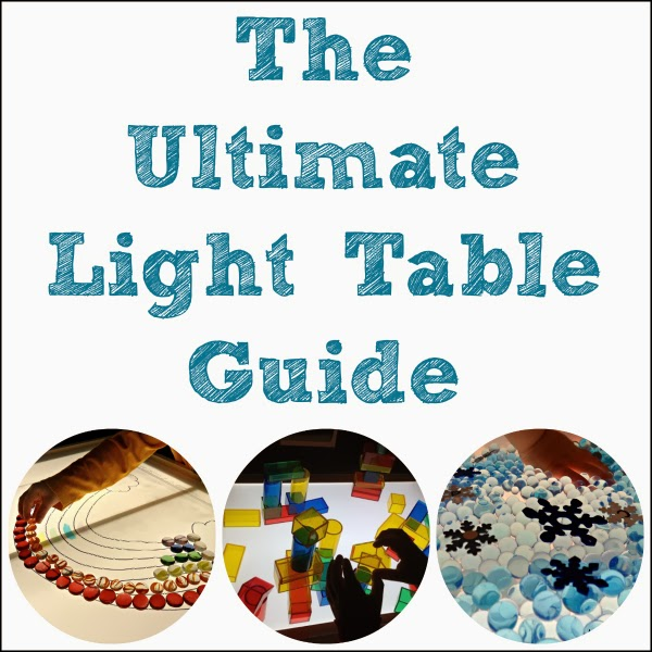 The Ultimate Light Table Guide from And Next Comes L