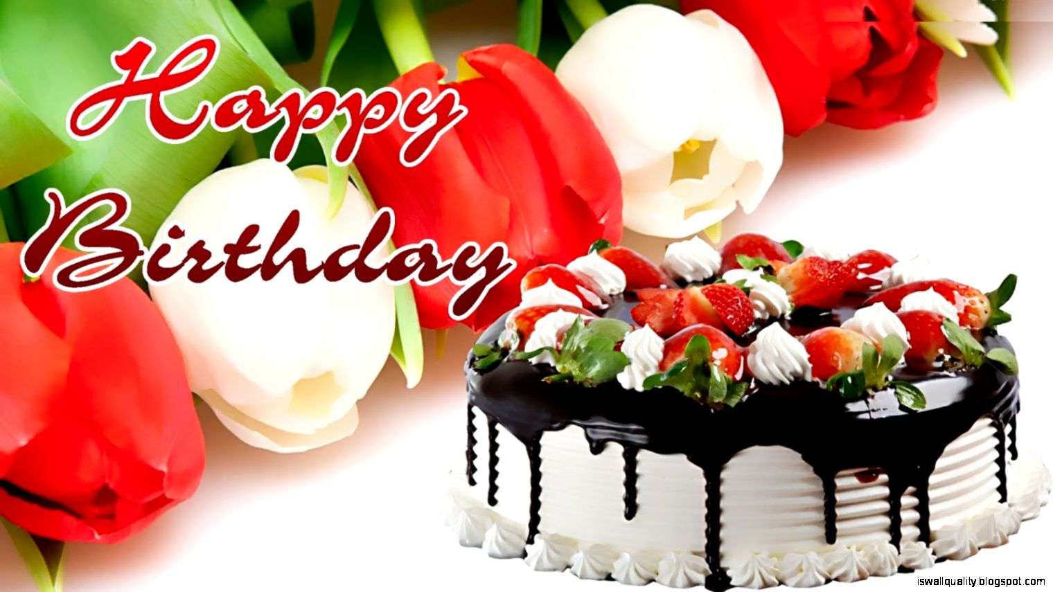 Free Download Happy Birthday Hd Wallpaper Wallpapers Quality