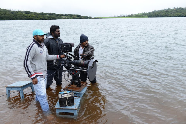 Baahubali 2 Movie Shooting Stills
