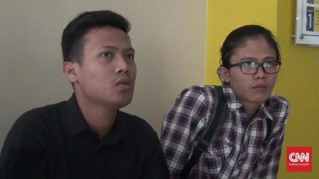 Arogan, Kritik Menristek 2 Mahasiswa Unnes dipolisikan