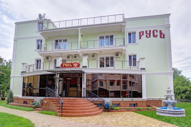 Отель Русь Учкуевка Севастополь