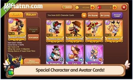 Game Arcade Online Terbaik Android LINE WIND Runner APK