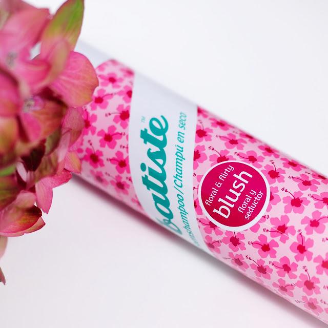 Floral & Flirty Blush