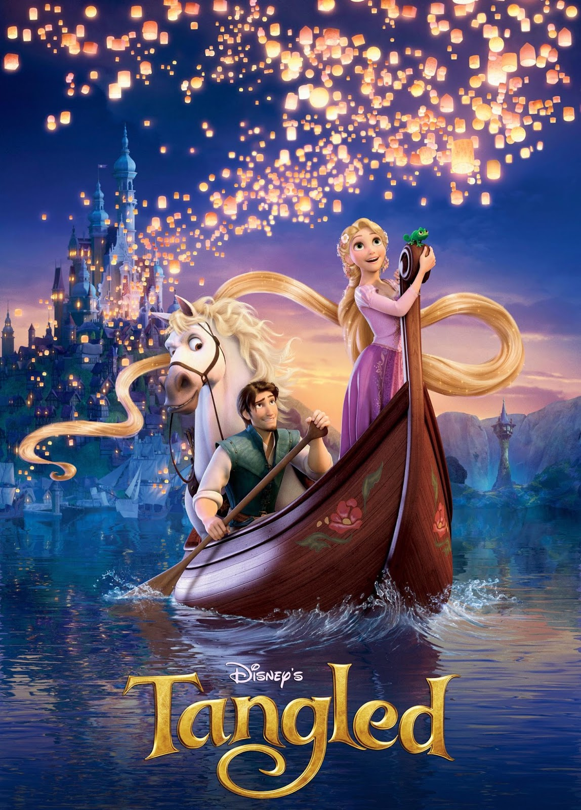 Watch Tangled (2010) Online For Free Full Movie English Stream