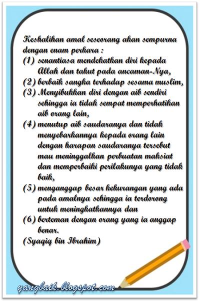 6 Perkara