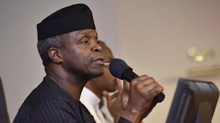 17 States Benefits On School Feeding— Osinbajo