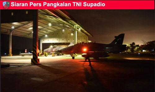 Sumber Foto : Kepala Penerangan Danlanud Supadio.