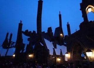 Harry Potter Area