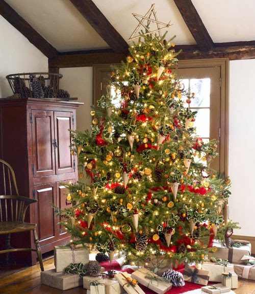 Nancy Lindemeyer's Journal: Holiday Decorating From Nature