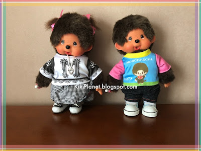 the plus secret café, tokyo, japan, monchhichi, kiki, vestments, tee-shirt, limited edition