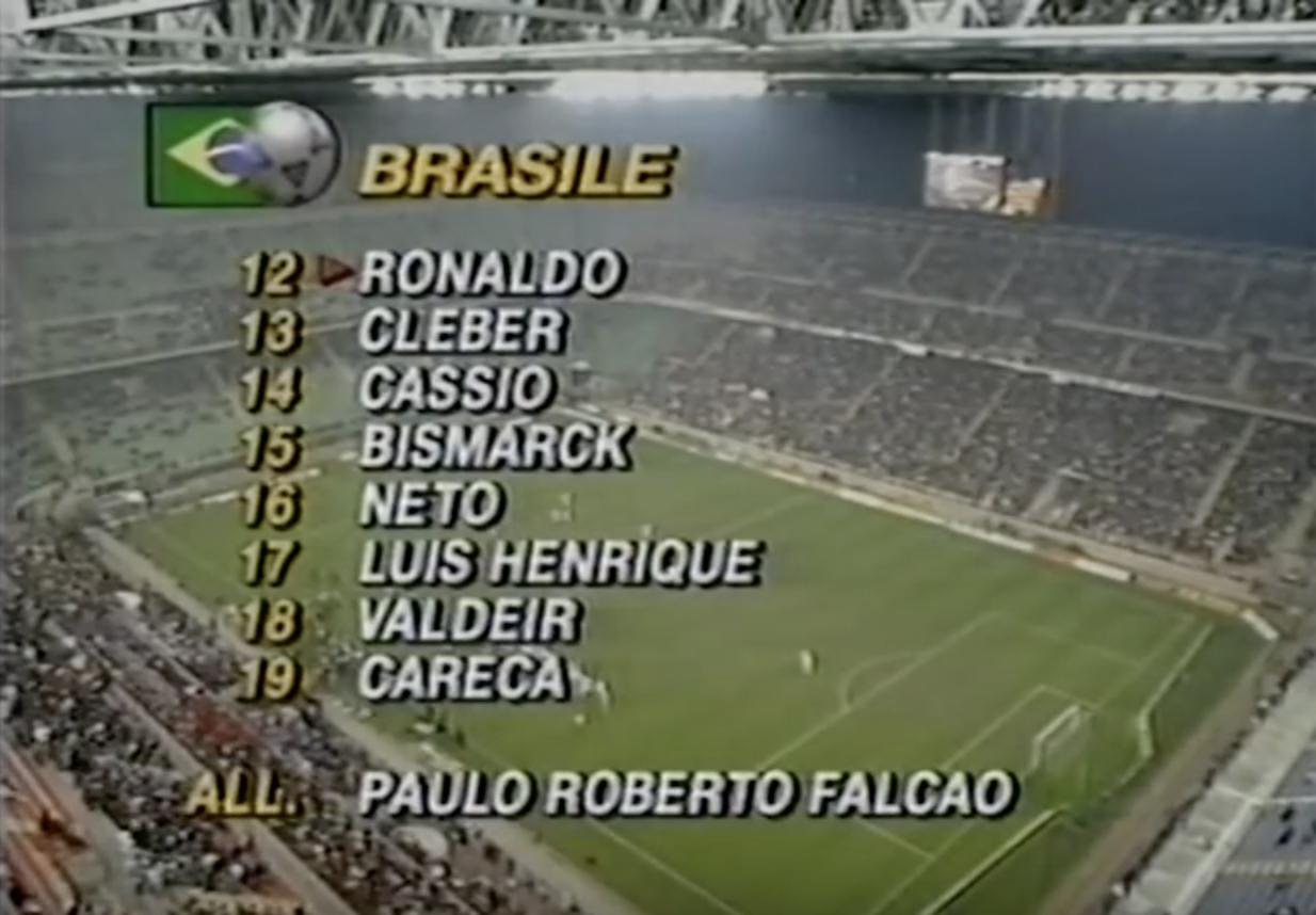 Rezerve Brazilia