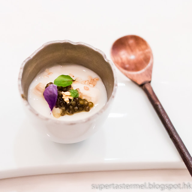 Tate Hong Kong Almond Pudding Caviar