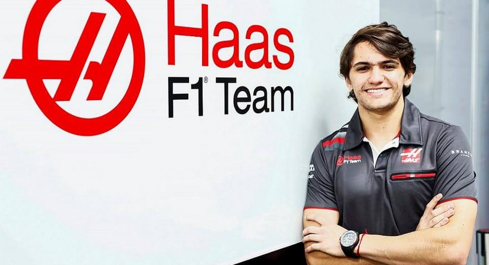 Pietro Fittipaldi Signed As Haas F1 Team 2019 Test Driver
