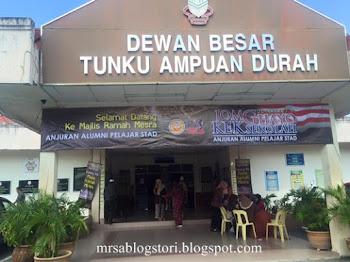 Moh Ghayo Kek Sekolah 2016