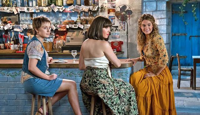 Review   Mamma Mia! Here We Go Again   2018