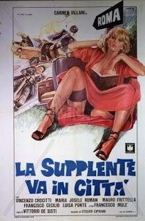 De criada a señora (1979) Comedia con Carmen Villani