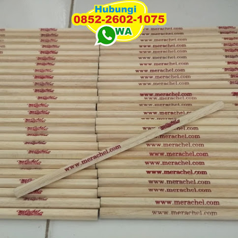 pabrik souvenir pensil hotel murah murah 50586