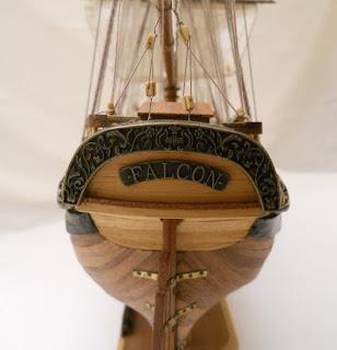 popa del barco