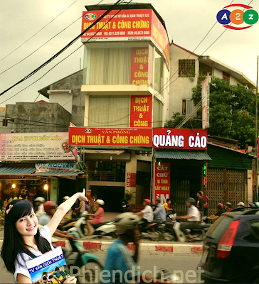 Nhà sản xuất dịch thuật tại huyện Trảng Bom giá rẻ nhanh chóng chất lượng
