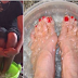 You Are Able To Purify Your Whole Body By Introduce You Feet In This Mixture! Japanese Purification Technique That Detoxifies!