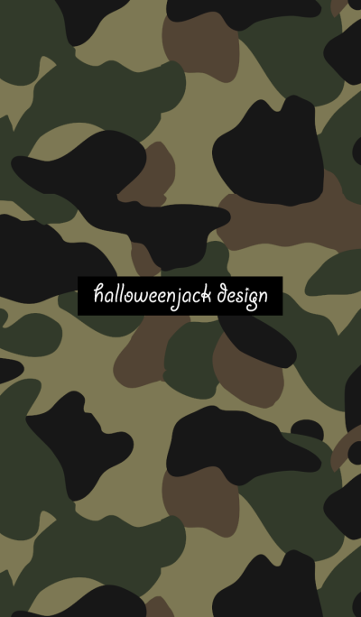 CAMOUFLAGE COLLECTION #17