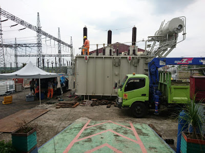 PLTU Tarahan Unit 4 Keluar Sistem, PLN Percepat Perbaikan