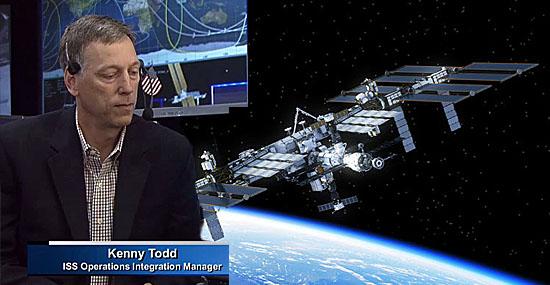 Estação Espacial Internacional (iSS) pode ficar abandonada, alertam especialistas - Capa