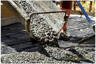 harga beton cor duren sawit
