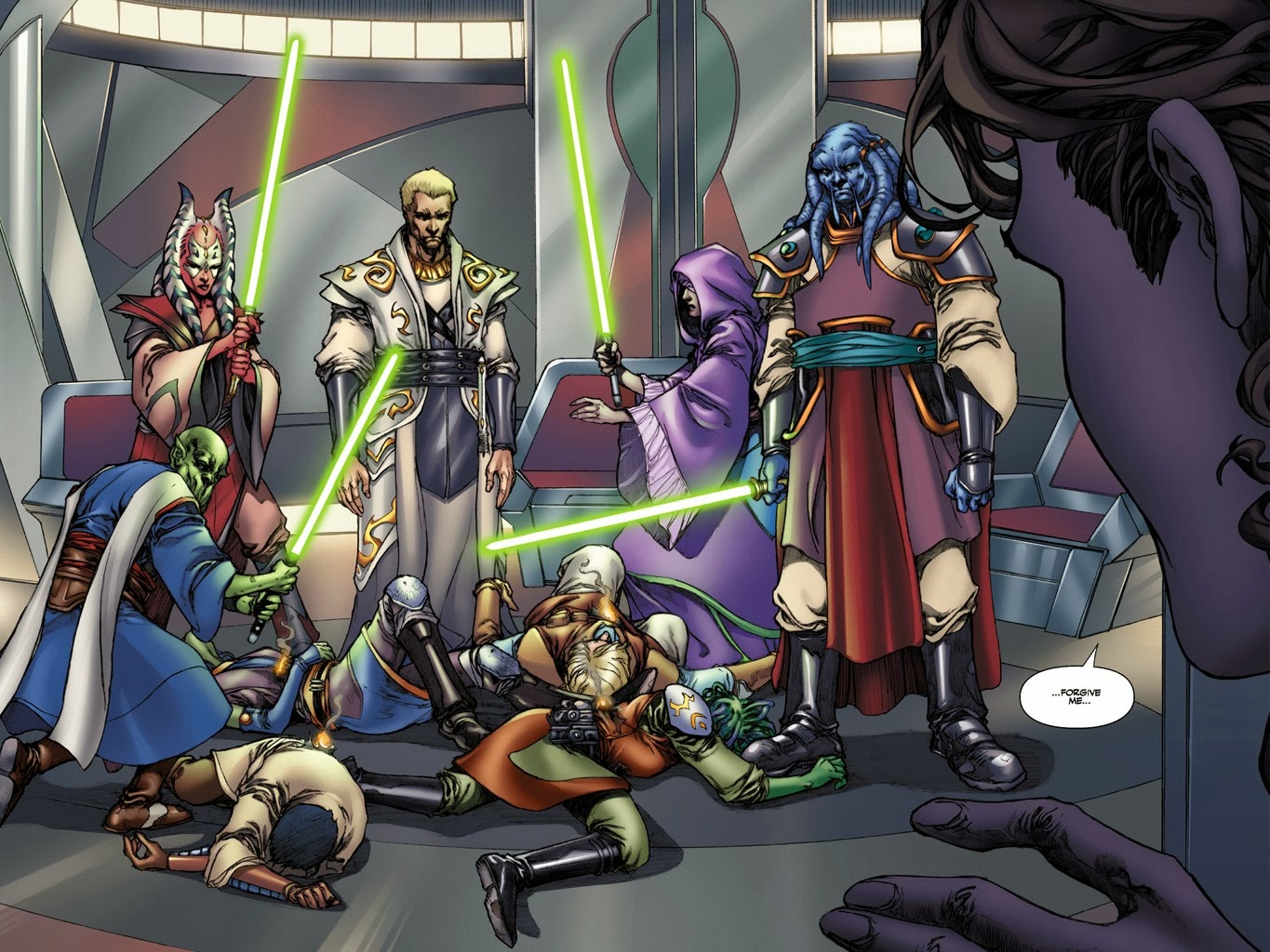 The Road To Episode Infinity Knights Of The Old Republic