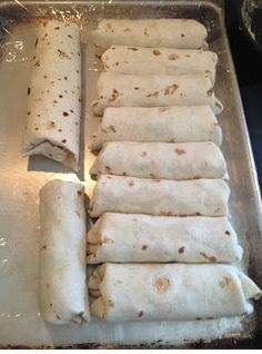 Egg & Sausage Burritos (Freezer Recipe)