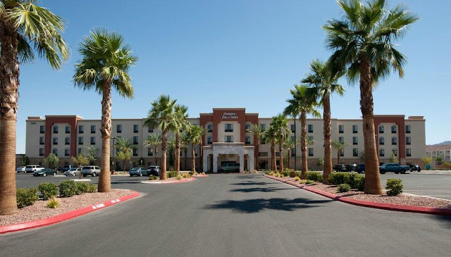 The Hampton Inn & Suites in Henderson, South of Las Vegas provides an excellent location for corporate travelers attending regional meetings.