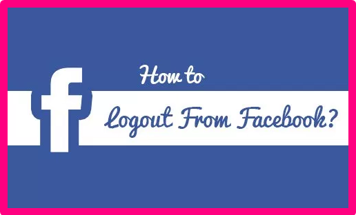 Facebook Logout Link - KOBE MONITOR