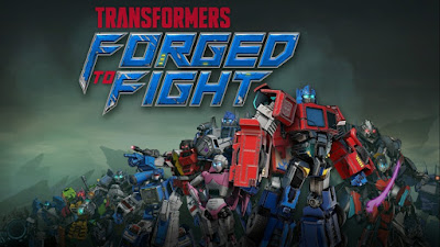 Transformer Forged to Fight Apk for android